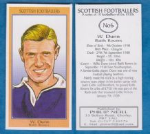 Raith Rovers Willie Dunn 6